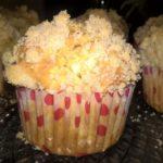 jabłkowe muffinki