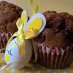 maślane muffinki z czekoladą